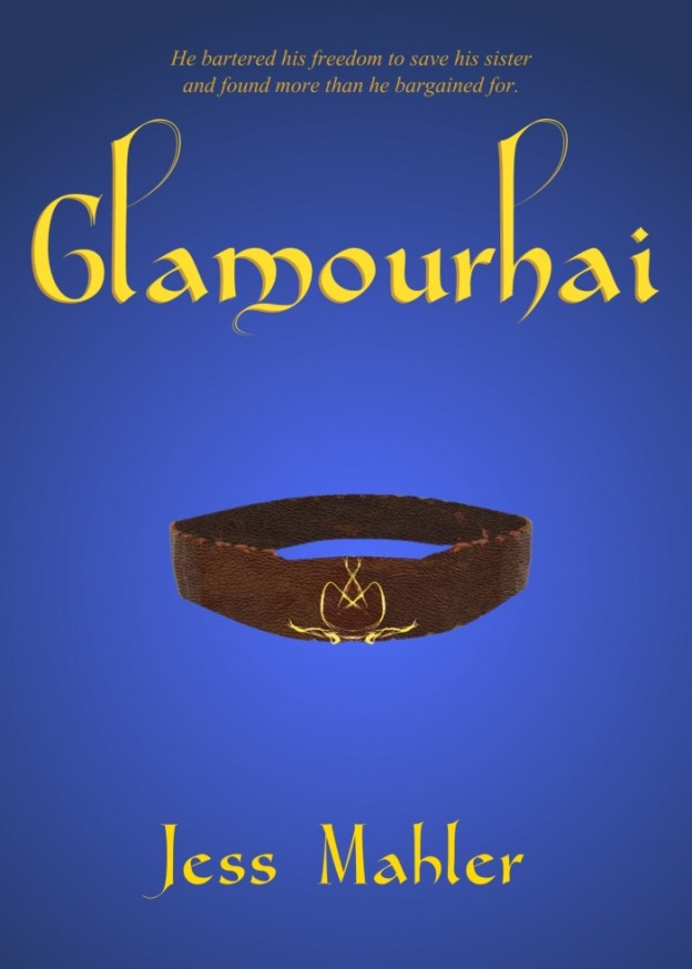 Glamourhai cover